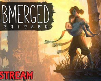 Explore a Mysterious Flooded City in Submerged