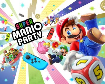 Super Mario Party – E3 2018