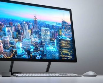 Microsoft Unveiled the Surface Studio