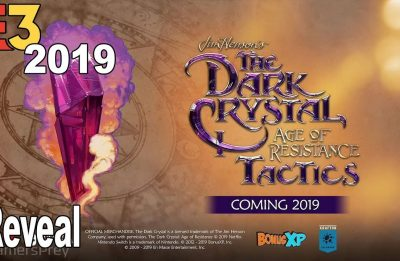 The Dark Crystal: Age of Resistance – E3 2019