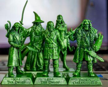 The Hobbit Blind Bags Photos