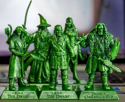 The Hobbit Blind Bags Photos
