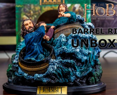 Barrel Riders Unboxing