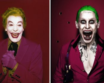 Your Favorite Comic Book Characters Then And Now