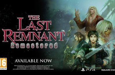 The Last Remnant Remastered – E3 2019