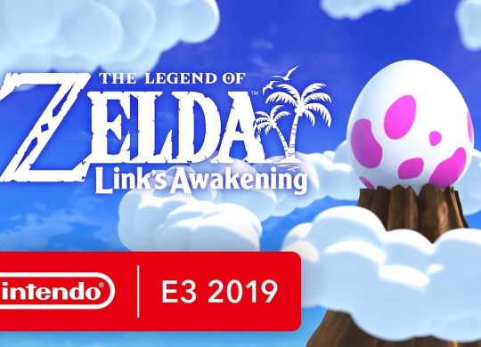The Legend of Zelda: Link's Awakening – E3 2019