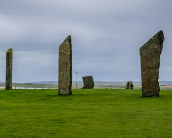 The Standing Stones Of Stenness – Orkney
