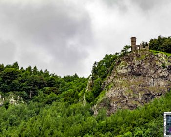The Tower Kinnoull Hill – Perth