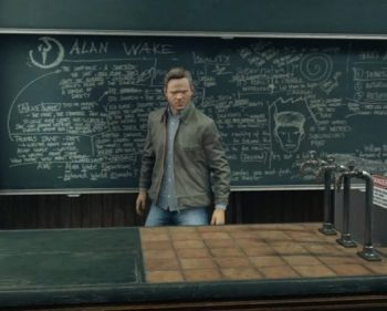 This Quantum Break Easter Egg completely explains Alan Wake. (Kinda)