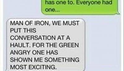 Picture Imp: Thor's New Phone