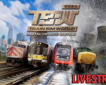 Stand Clear Of The Doors Please – Train Sim World 2020