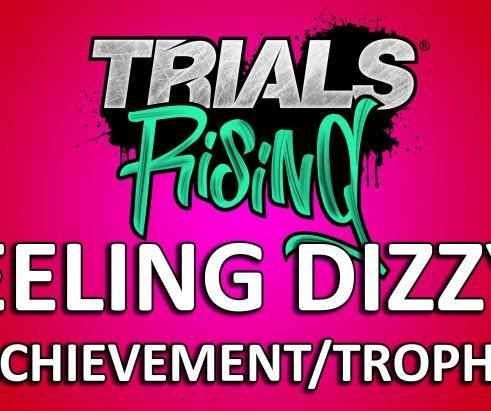 Trials Rising: Feeling Dizzy? – Achievement/Trophy