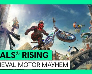 Trials Rising: Medieval – E3 2019