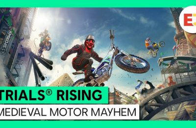 Trials Rising: Medieval – E3 2019