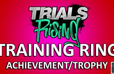 Trials Rising: Training Ring – Achievement/Trophy