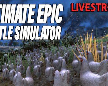 Ultimate Epic Battle Simulator – Lets Play