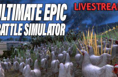 Ultimate Epic Battle Simulator – Lets Play