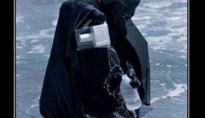 Picture Imp: Vader – No Sense