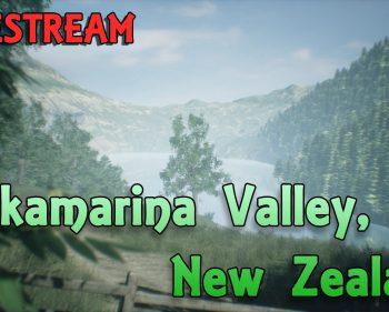 Exploring Wakamarina Valley, New Zealand