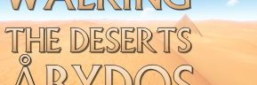 Walking the Deserts Abydos – (Stargate Network 4.0) – Relaxing White Noise
