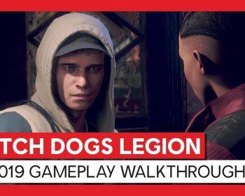 Watch Dogs: Legion – E3 2019