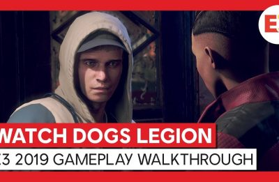 Watch Dogs: Legion – E3 2019