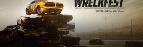 Wreckfest Gameplay