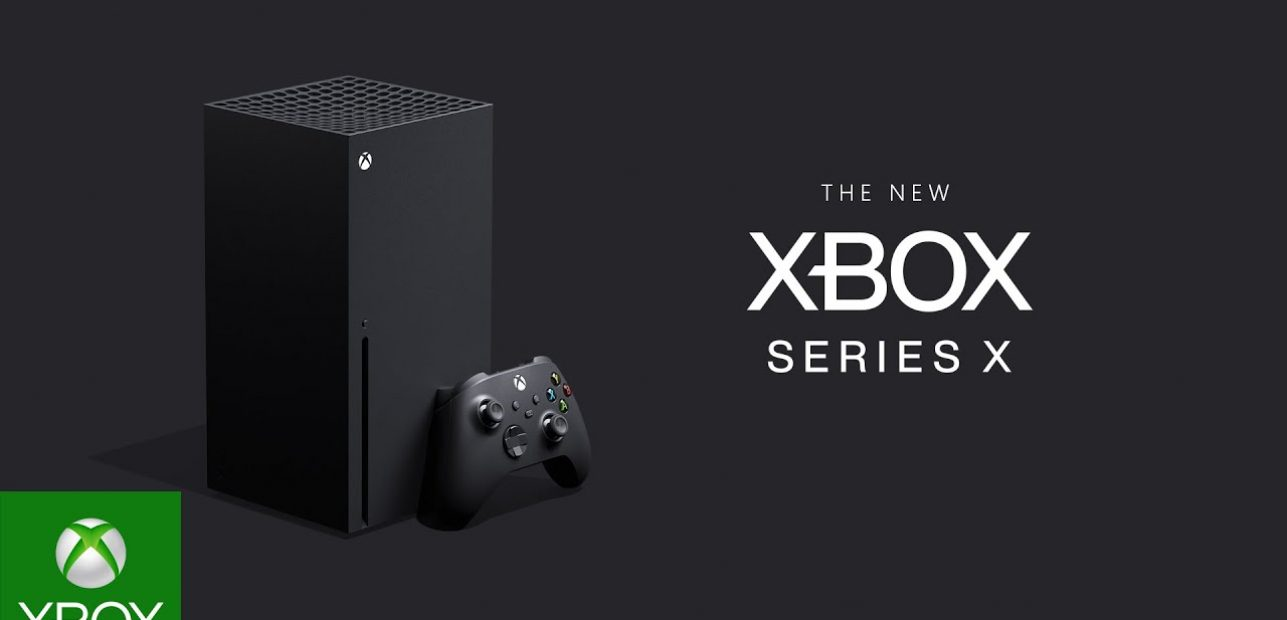 XBOX Series X World Premier Trailer