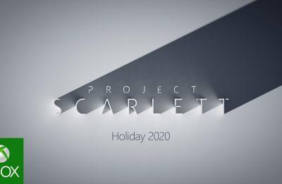 Xbox Project Scarlett – E3 2019