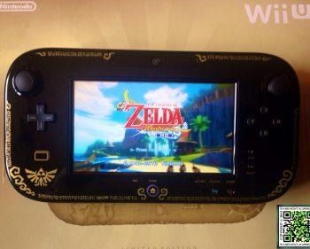 Wii U The Legend of Zelda: The Wind Waker HD Edition