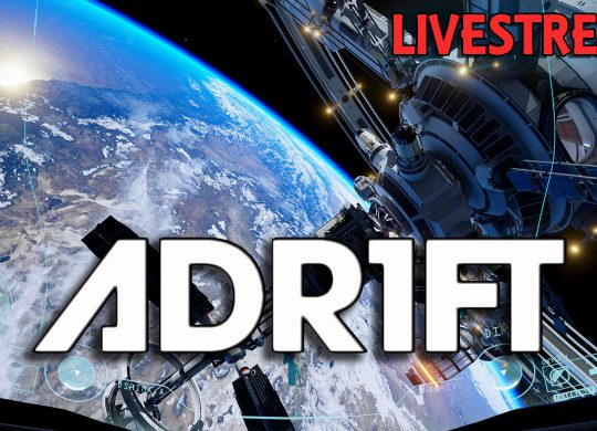 ADR1FT Playthrough Livestream