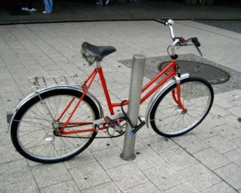 Epic Bike Locking Fails