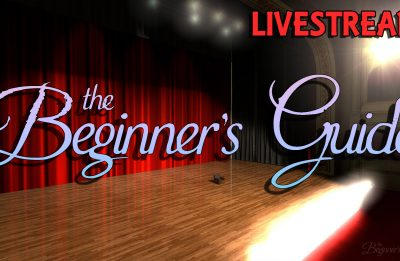 The Beginner's Guide – Lets Play
