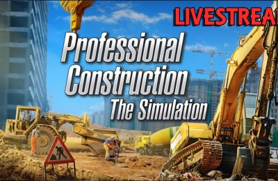 Professional Construction – The Simulation – Lets Play