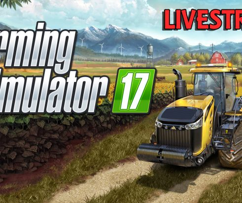Back on the farm with Farming Simulator 17 – Gameplay