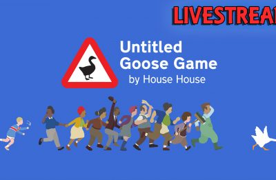 HONK! Honk! Untitled Goose Game Part 2 – Lets Play