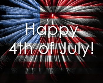 Happy 4th of July to all my Friends in The Colonies
