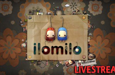 Lets Reunite ilo and milo in ilomilo – Part 1