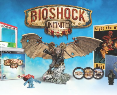 BioShock Infinite Ultimate Songbird Edition Unboxing