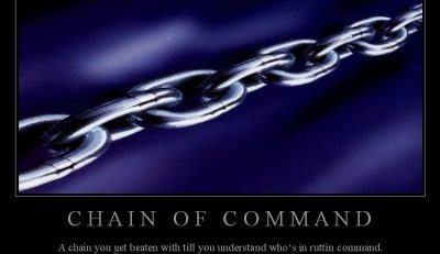 Picture Imp: The Chain Of Command