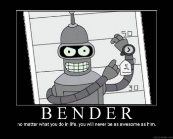 Picture Imp: Bender