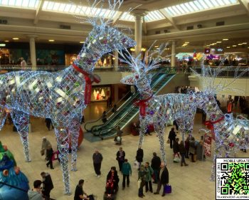 Christmas at the Metrocentre