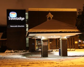 Travelodge is Finally Demolished