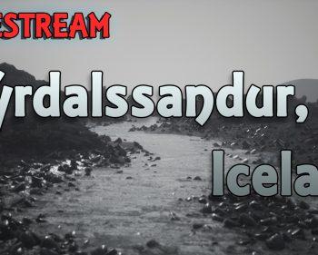 Exploring Mýrdalssandur, Iceland