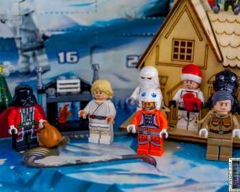 LEGO Star Wars Calendar 2014 Photos
