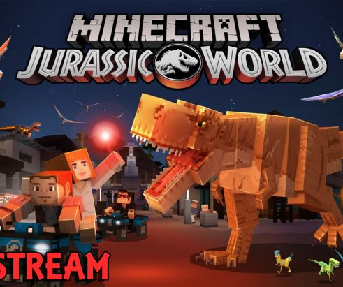 Welcome to Jurassic World – Minecraft Mash-Ups