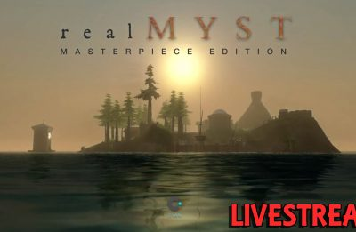 The D'ni & Rime Age – realMyst: Masterpiece Edition Part 6
