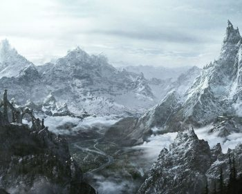 The Geology of Skyrim