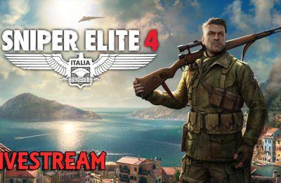 Sniper Elite 4 – Mission 5 Abrunza Monastery