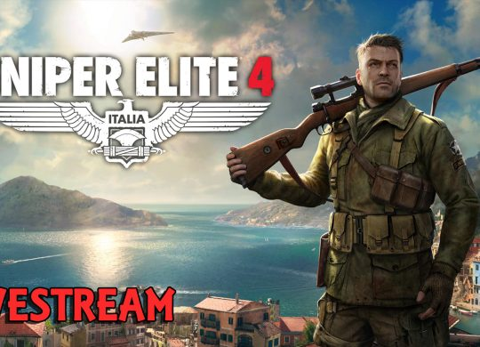 Sniper Elite 4 – Mission 8 Allagra Fortress